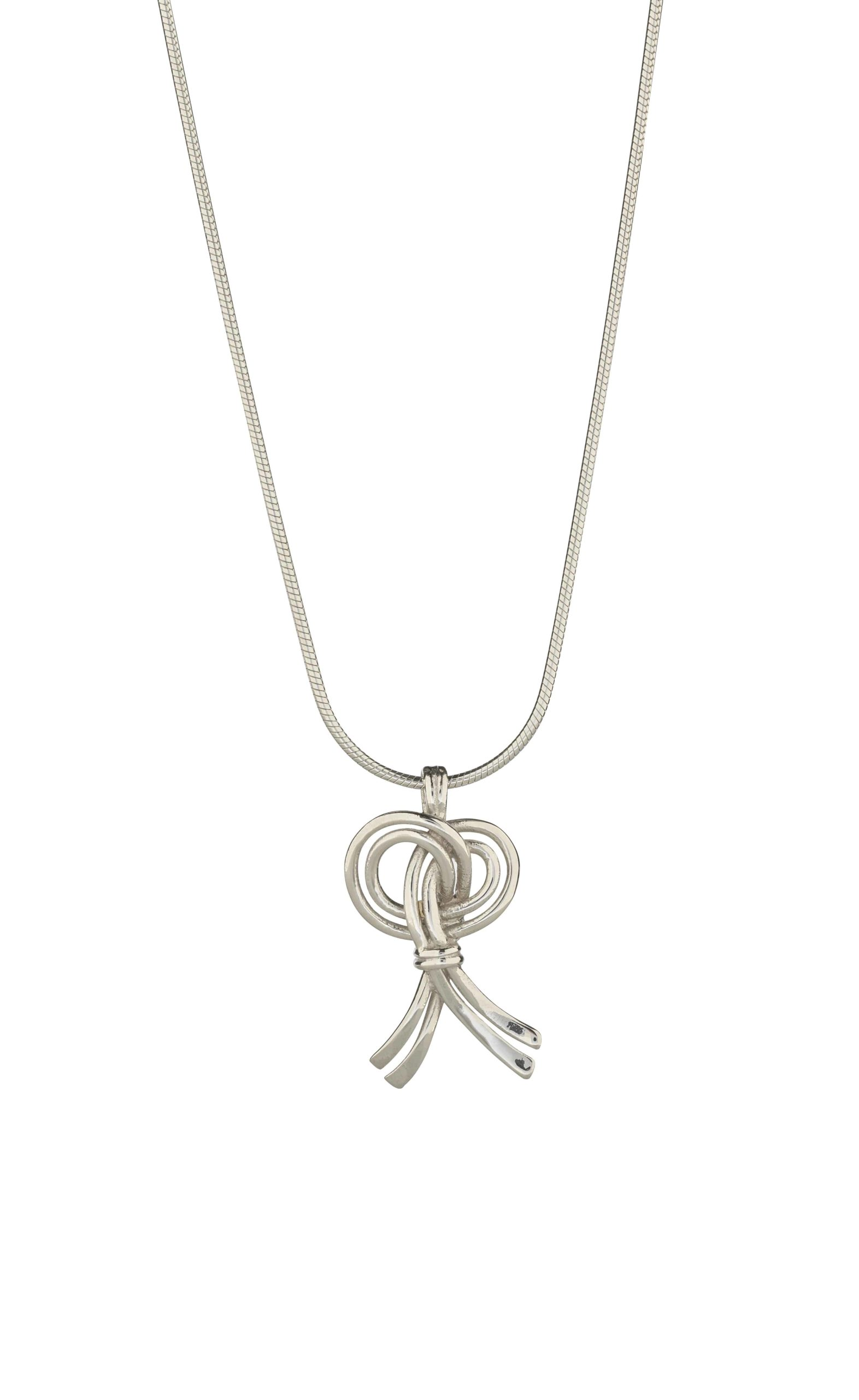 Product Harvest Knot Large Pendant and Chain Jewellery