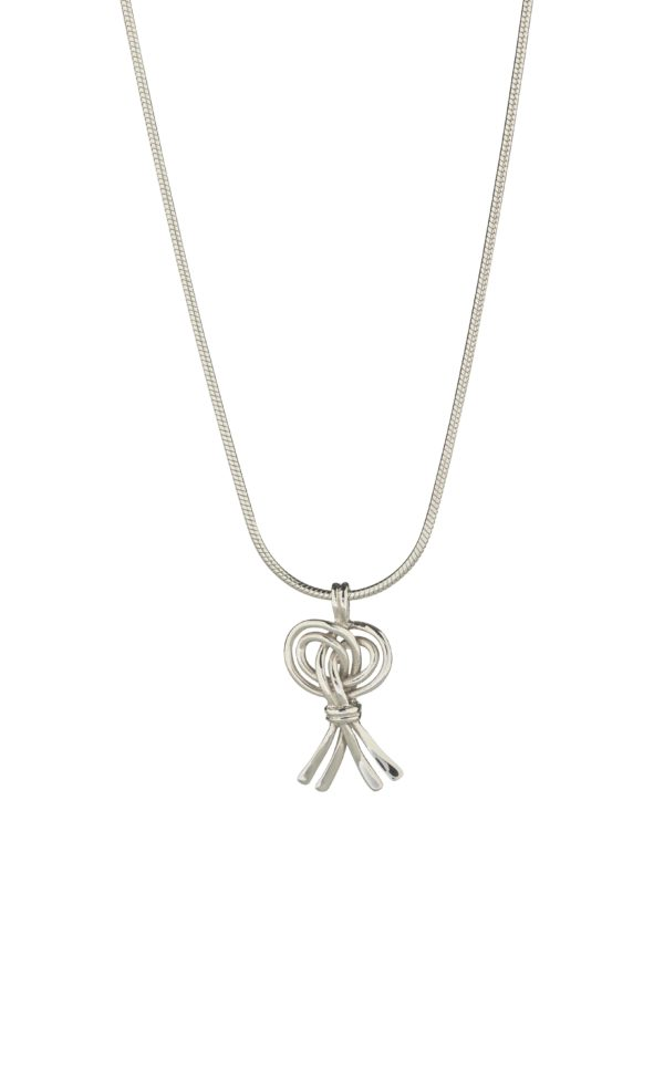 Product Harvest Knot Small Pendant and Chain Jewellery