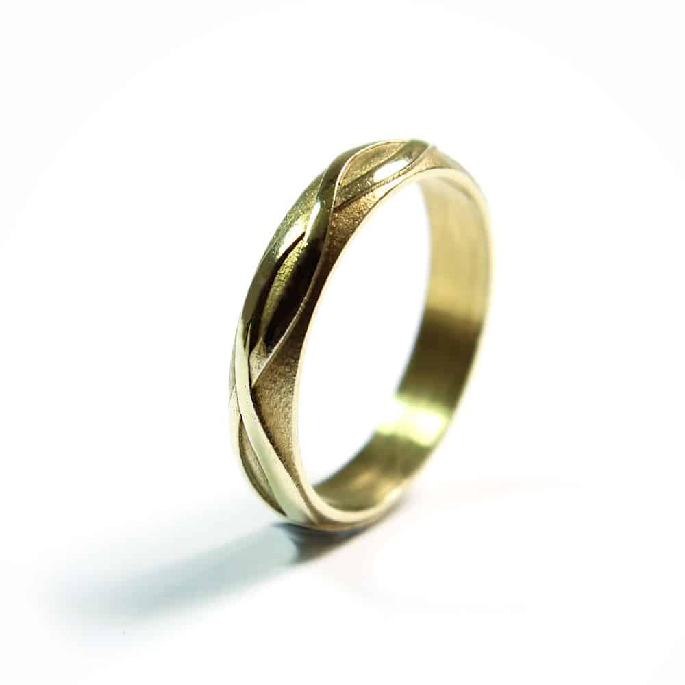 Interlace Wedding Ring Breda Haugh Jewellery Blog