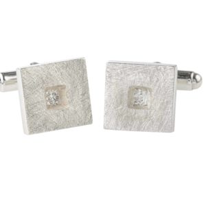 Product Solid Square Cufflinks Jewellery