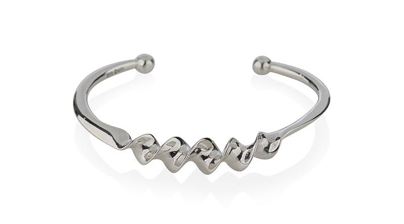 Ribbon Torc Bangle Jewellery Blog